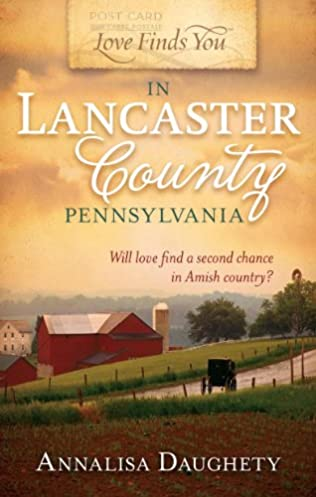 book cover of Love Finds You In Lancaster County Pennsylvania