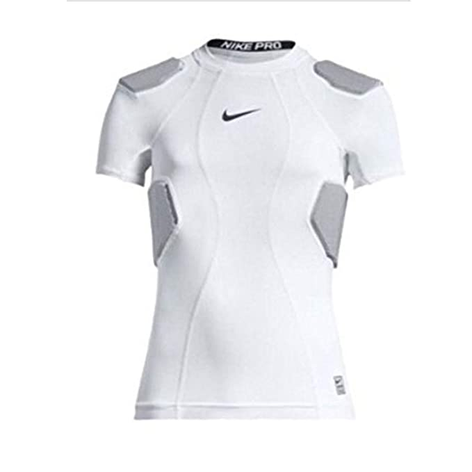 c31da099 Amazon.com: NIKE Boy`s Pro Combat Hyperstrong Core 4-Pad Shirt: Sports &  Outdoors