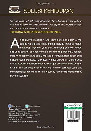 Solusi Kehidupan Memaknai Hidup Dengan Hikmah Indonesian