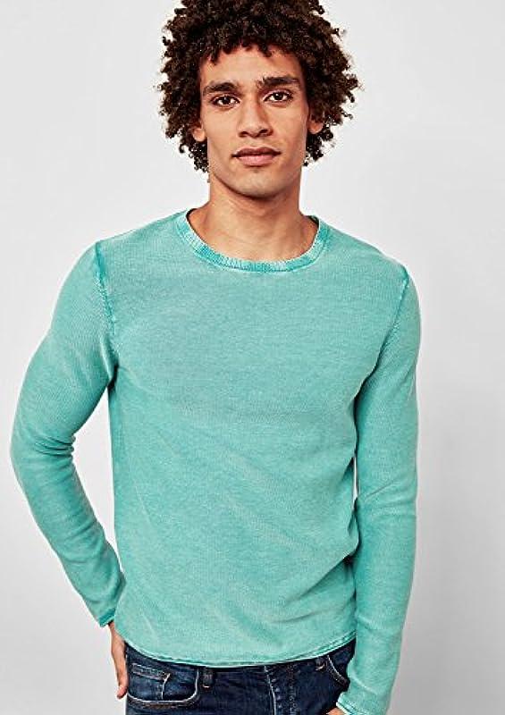 Q/S Designed by – S. Oliver męski sweter - krÓj regularny m: Odzież