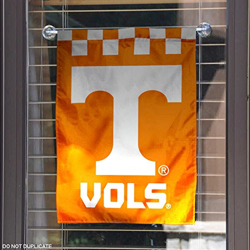 Tennessee Volunteers Checkerboard Garden Flag College Flags and Banners Co