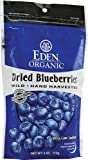 Eden Foods Organic Dried Blueberries -- 4 oz - 2 pc