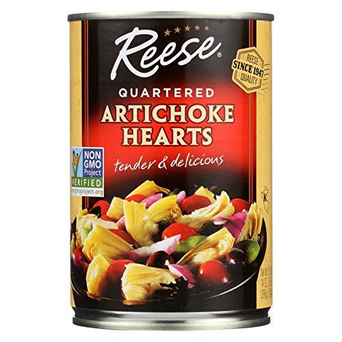 Reese Artichoke Hearts, 14 oz