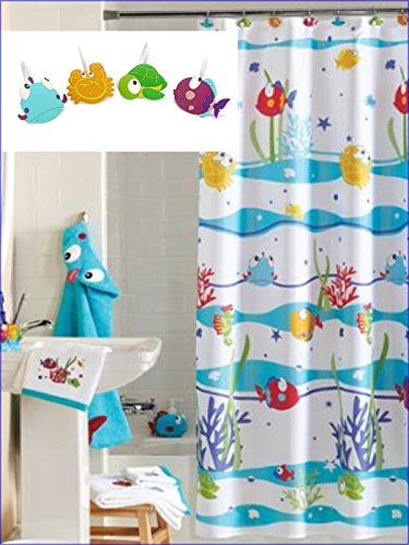 Kids Bathroom Set - 9