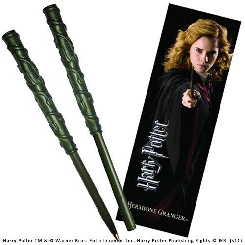 Harry Kit baguette, stylo et marque-page Hermione Granger Potter Indefinido NN8634
