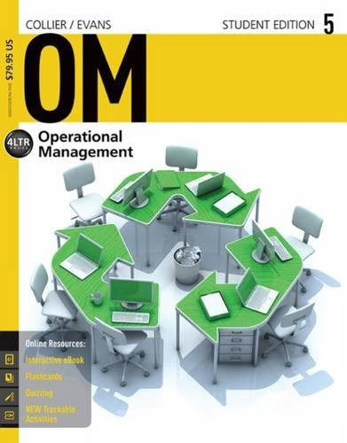 Om5  With Coursemate  1 Term  6 Months  Printed Access Card   New  Engaging Titles From 4Ltr Press