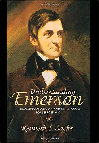 Emerson's essay on self reliance summary