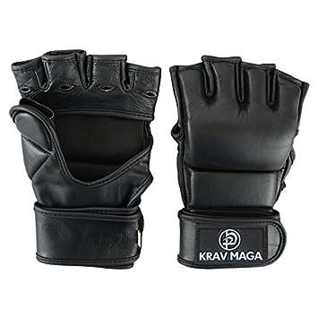 Krav Maga Negro Freestyle Guantes