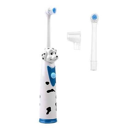 inkint dibujos animados Disney Niños Cepillo de dientes eléctrico dientes Cuidado boca Higiene Cepillo de dientes
