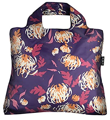 Envirosax Oriental OR.B1 Spice Reusable Shopping Bag, Multicolor