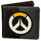 JINX Overwatch Logo Bi-Fold Wallet (Multi-Color, One Size)
