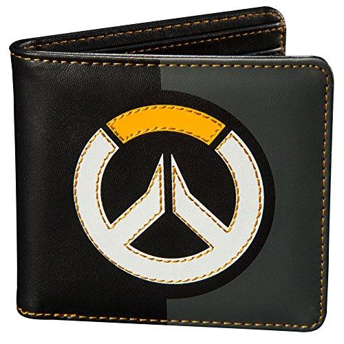 Jinx Overwatch Logo Wallet