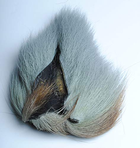 Perfect Hatch Bucktail for Fly Tying (Blue Dun)