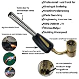 Gas Self Ignition Turbo Torch Brazing Soldering