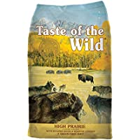 Taste of the Wild High Prairie with Roasted Bison & Roasted Venison Dog Food [28lb]