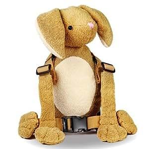 Goldbug para niños/ Mochila de bebé con arnés y rienda cachorro conejo