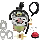 Panari 951-14026A Carburetor with Primer Bulb Fuel Filter for MTD Troy Bilt Cub Cadet Snow Blower 951-14027A 951-10638A 751-14026A 751-10638A
