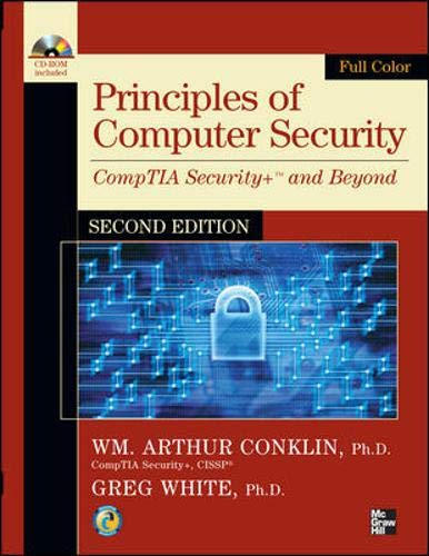 Principles of Computer Security, CompTIA Security+ and...