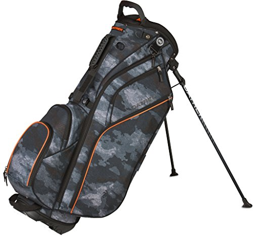 Datrek Golf Go Lite Hybrid Stand Bag (Urban Camo/Orange)