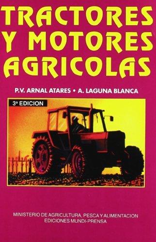 Descargar Libro Tractores Y Motores Agrícolas P. V. Arnal Atares