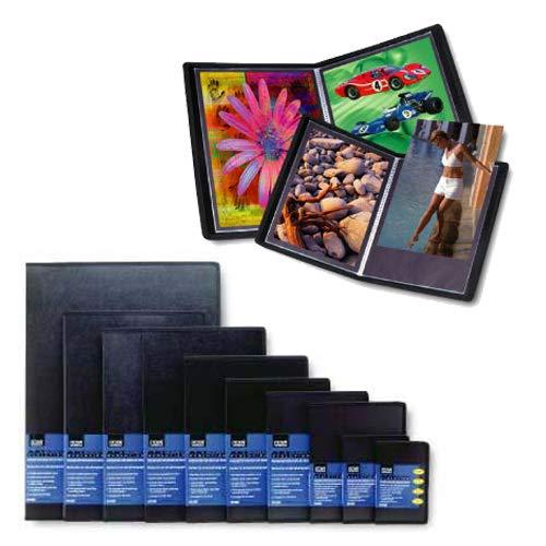 Itoya Art Profolio Evolution 9x12 Presentation/Display Book (Black, 4 Pack) by ITOYA (Image #4)