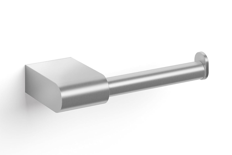 Zack 40413 Toilet Roll Holder Stainless Steel Metallic