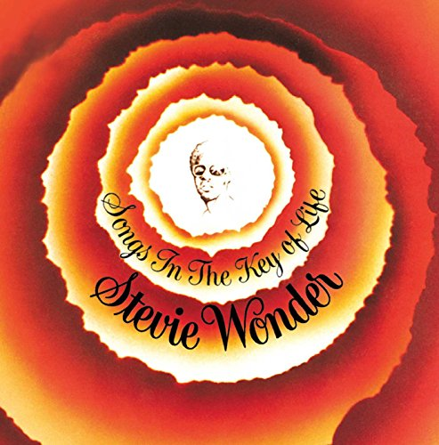 Songs in the Key of Life - Stevie Wonder Records Vinyl