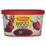 Red Borsch Instant Soup Product of Poland Winiary 170g