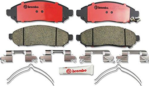 Brembo Brake Kits - Brembo P56059N Front Disc Brake Pad