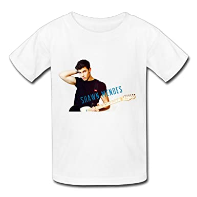 7e4f1f5f Amazon.com: T Shirt For Big Youth' Girls' Boys' Shawn Mendes World Tour  2016: Clothing