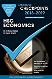 Cover of Cambridge Checkpoints HSC Economics 2018-19 and Quiz Me More
