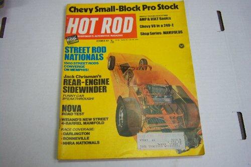 Hot Rod Magazine November 1971