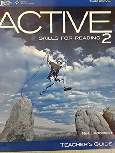 active skills for reading 2 teacher s guide neil anderson rh amazon ca