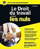 Le Droit du travail pour les Nuls, grand format, 4e édition