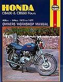i5motorcycle Haynes Service & Repair Manual 262 for Honda CB400 CB550 CB 400 550 Four 1973-1977