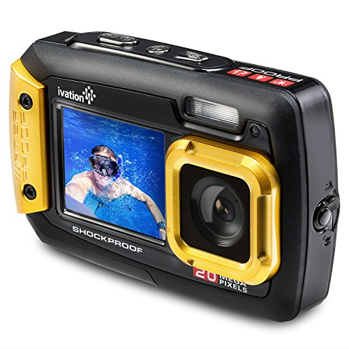 5Mp Waterproof Digital Camera - 5