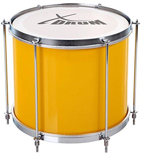 XDrum SSD-1210 Surdo Samba Trommel, brasilianische Basstrommel 12