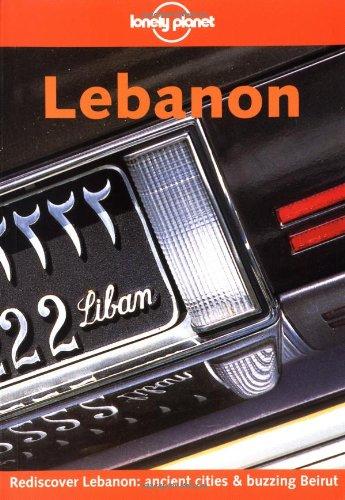 Lonely Planet Lebanon pdf epub