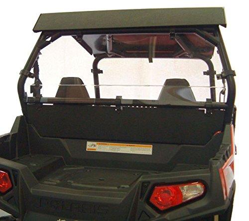 Rear Windshield Panel Hard Window Polaris Razor RZR 800 570 800S 2008 to -