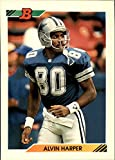 1992 Bowman #335 Alvin Harper - NM-MT