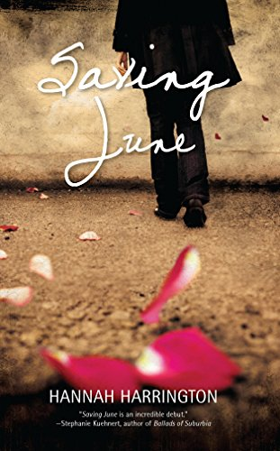 Book cover for Saving June