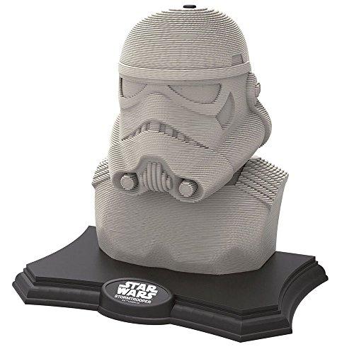 Stormtrooper 3D Sculpture Puzzle - 160 (Storm Sculpture)