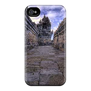 High Quality Shock Absorbing Cases For Iphone 6-temple Reliefs Hdr