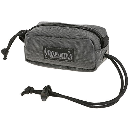 Maxpedition Cocoon EDC Pouch, Wolf Gray - Gray Pouch