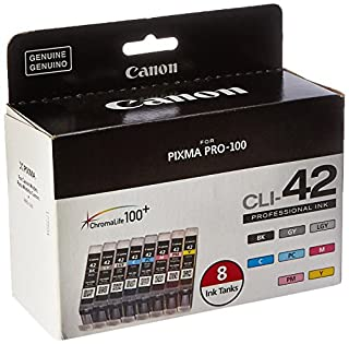 Canon CLI-42 8 PK Value Pack Ink, 8 Pack (B00ALMJT04) | Amazon Products