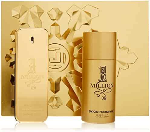 Paco Rabanne 1 Million 2 Piece Gift Set for Men