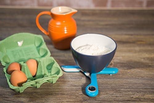 Wahl Kitchen Scales Folding, Digital, 5 Kg - Blue