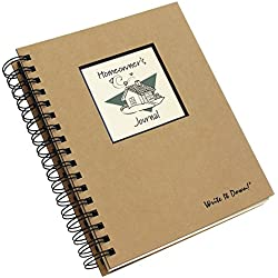 Home Owner's Journal (Natural Brown)