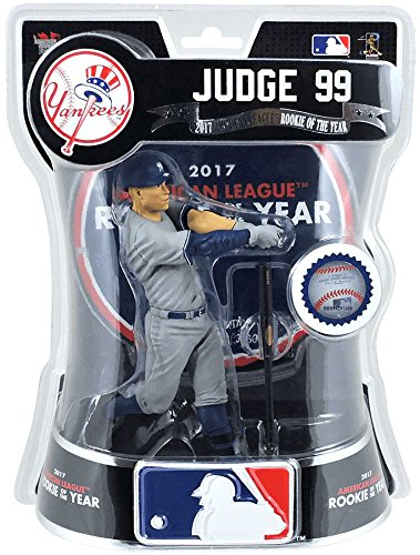 Yankees Aaron Judge 2017 Rookie of the Year Imports Dragon 6