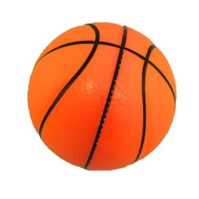 Basketball Stress Relief Squeezable Foam: Industrial & Scientific